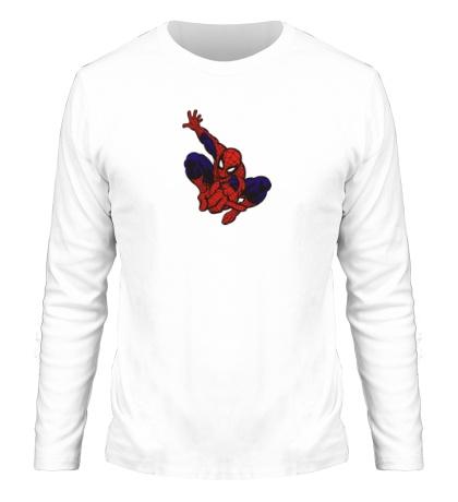 Мужской лонгслив Fast Spider-Man