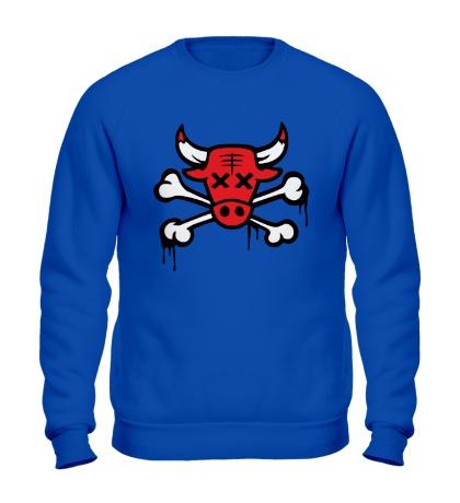Свитшот Chicago Dead Bulls