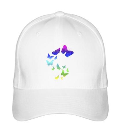 Бейсболка Влюбленные бабочки