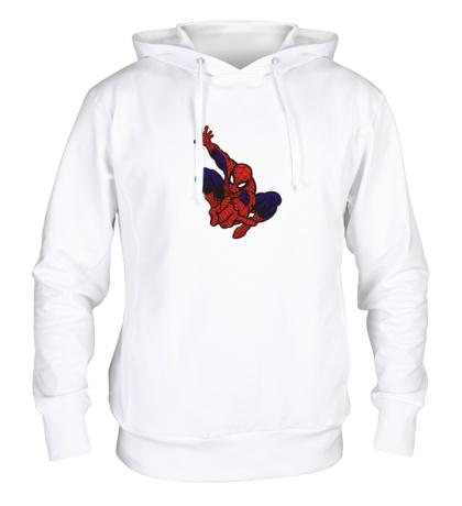 Толстовка с капюшоном Fast Spider-Man