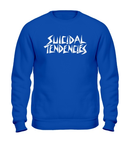 Свитшот Suicidal Tendencies