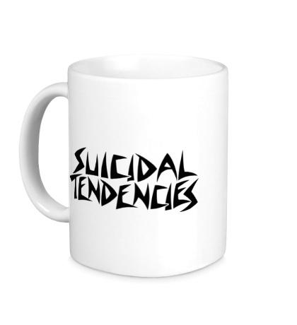 Керамическая кружка Suicidal Tendencies