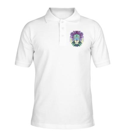 Рубашка поло Винтажный лев
