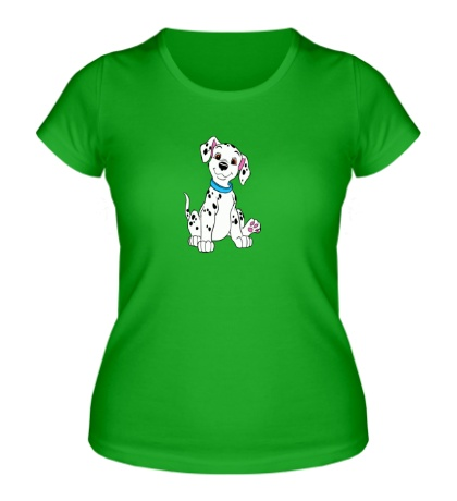 Женская футболка 101 далматинец