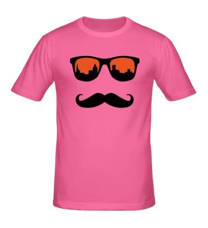 Мужская футболка Люблю свой город