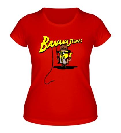 Женская футболка Banana Jones