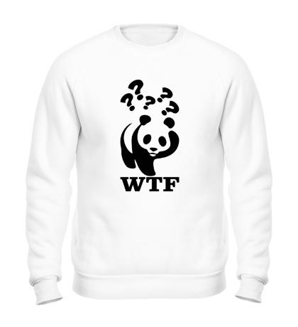 Свитшот WTF Panda