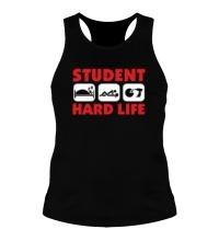 Мужская борцовка Student Hard Life