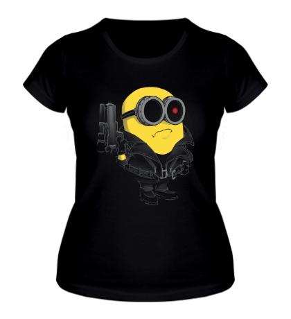 Женская футболка Терминьон