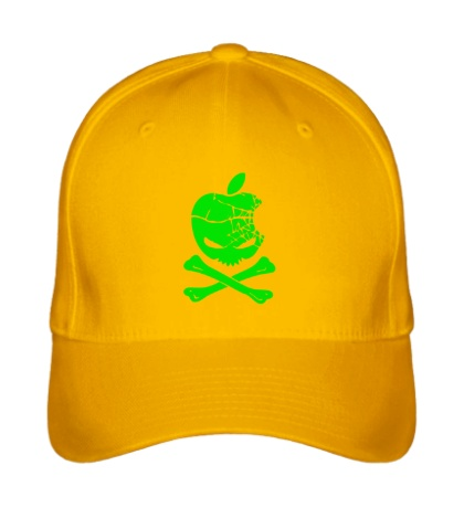 Бейсболка Apple Skull