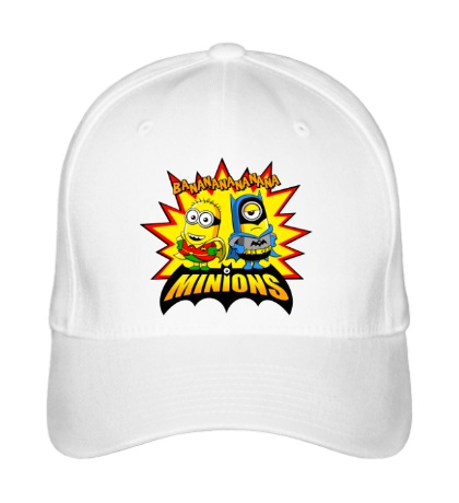 Бейсболка Superminions