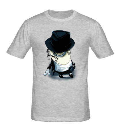 Мужская футболка Миньон Майкл Джексон