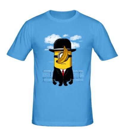 Мужская футболка Мистер Миньон