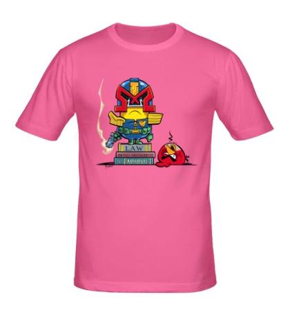 Мужская футболка Миньон Дредд