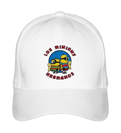 Бейсболка Los Minions Hermanos