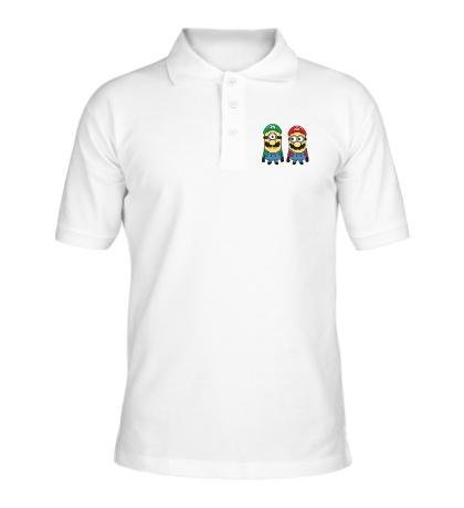 Рубашка поло Миньоны Марио