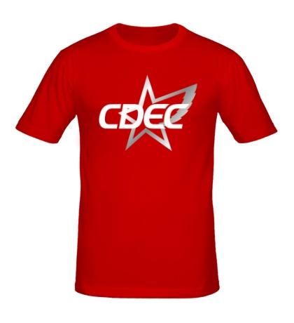 Мужская футболка CDEC Team