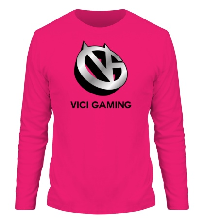 Мужской лонгслив Vici Gaming Team