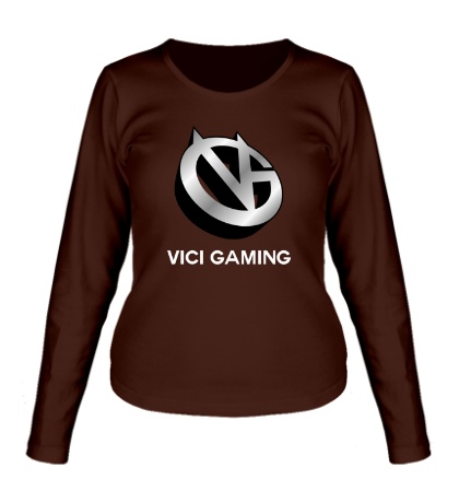 Женский лонгслив Vici Gaming Team