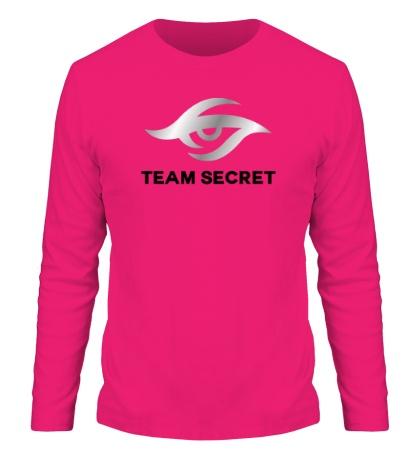 Мужской лонгслив Team secret