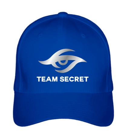 Бейсболка Team secret