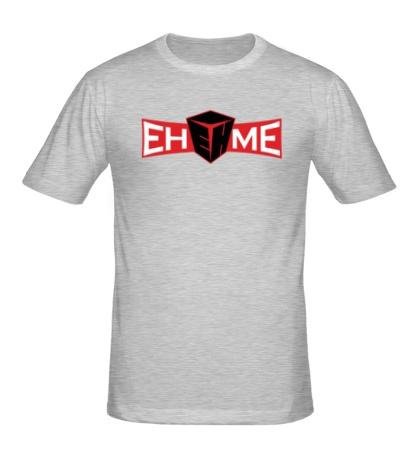 Мужская футболка EHOME Team