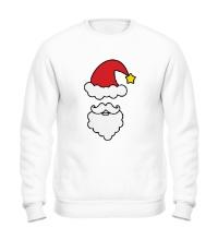 Свитшот Улыбка Деда Мороза