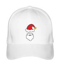 Бейсболка Улыбка Деда Мороза