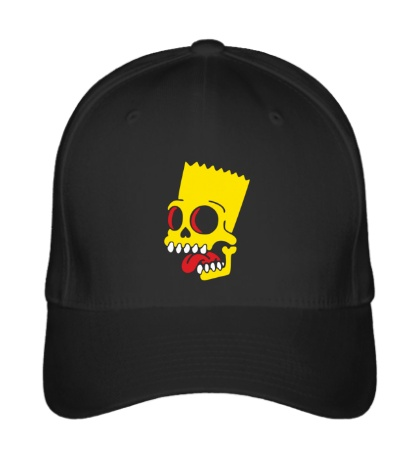 Бейсболка Барт Симпсон зомби