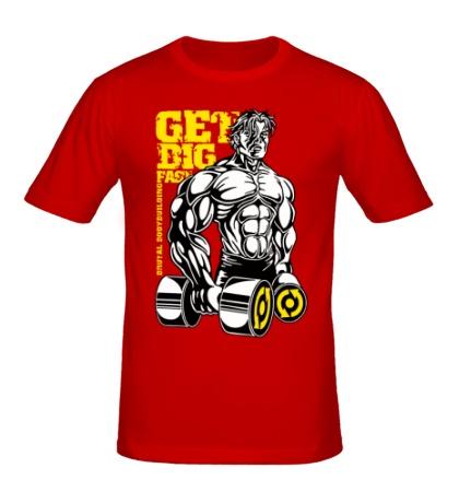 Мужская футболка Brutal Bodybuilding