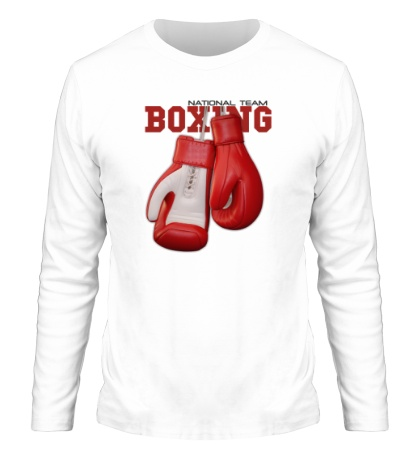 Мужской лонгслив Boxing National Team