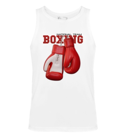 Мужская майка Boxing National Team