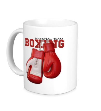 Керамическая кружка Boxing National Team