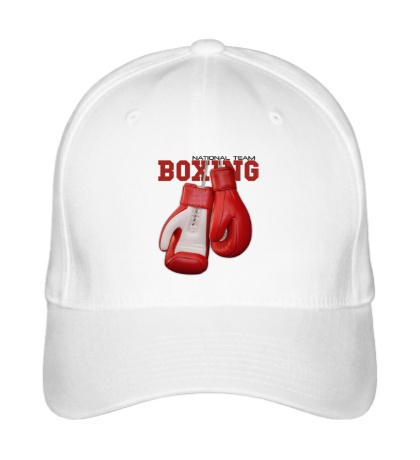 Бейсболка Boxing National Team