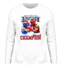 Мужской лонгслив Knockout Champion