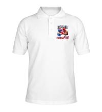 Рубашка поло Knockout Champion