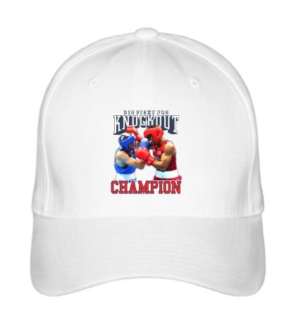 Бейсболка Knockout Champion