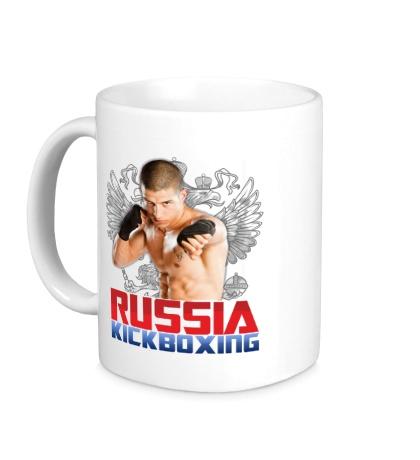 Керамическая кружка Russia Kickboxing