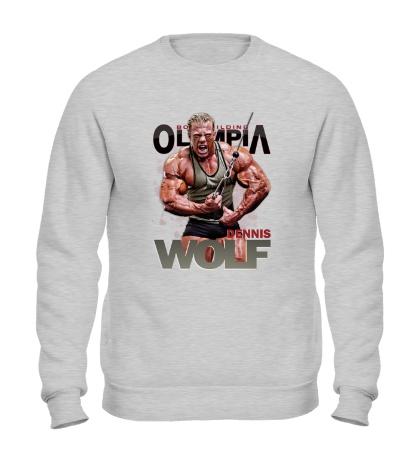 Свитшот Dennis Wolf Olympia