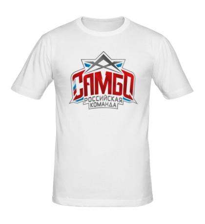 Мужская футболка Самбо: Российская команда
