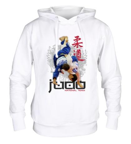 Толстовка с капюшоном Judo National Team
