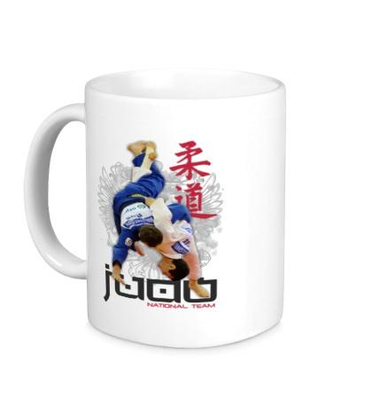 Керамическая кружка Judo National Team