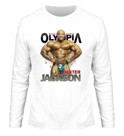 Мужской лонгслив Dexter Jackson Olympia