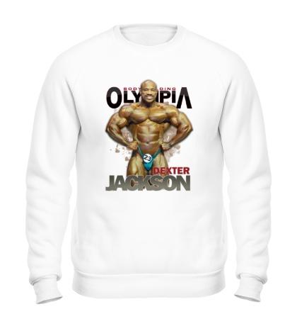 Свитшот Dexter Jackson Olympia