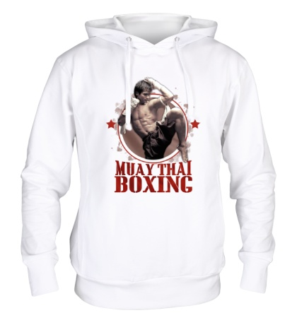 Толстовка с капюшоном Muay Thai Boxing