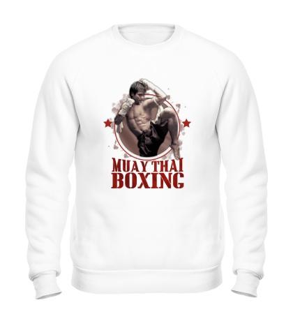 Свитшот Muay Thai Boxing