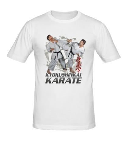 Мужская футболка Kyokushinkai Karate