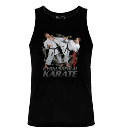 Мужская майка Kyokushinkai Karate