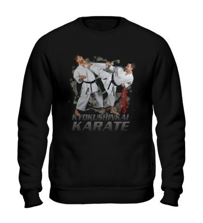 Свитшот Kyokushinkai Karate