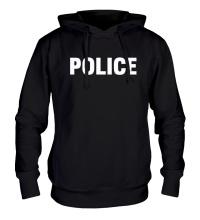Толстовка с капюшоном Police